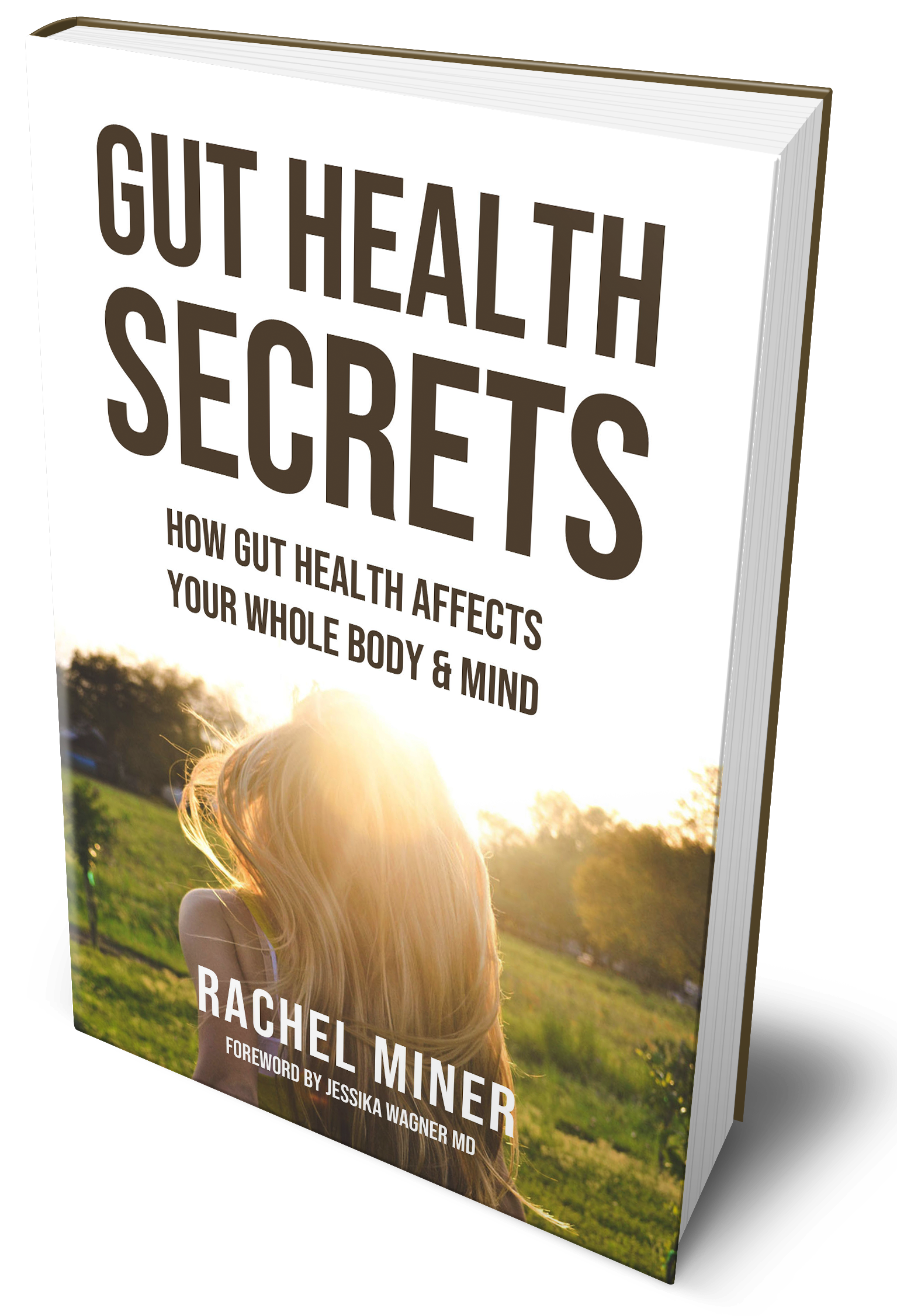Gut Health Secrets book